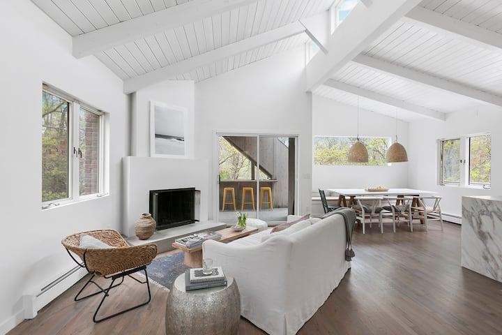 Modern Sag Harbor Home