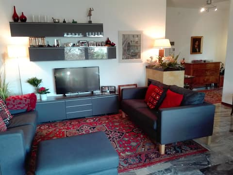 single room w/ private bath 10min from the centar