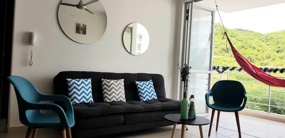 Espectacular y comodo apartamento en Girardot