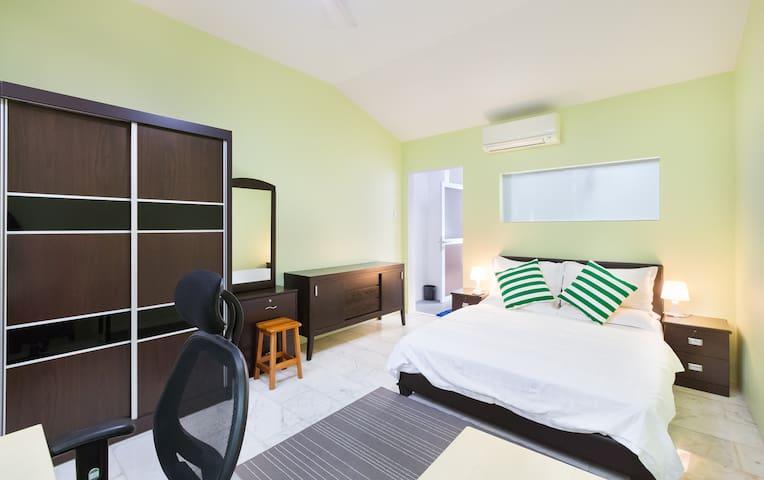 Master Room B1 nr MRT/CBP/CGH/SUTD/Airport/SIA