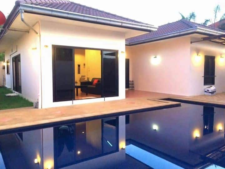 Beautiful Pool villa. Шикарная вилла!