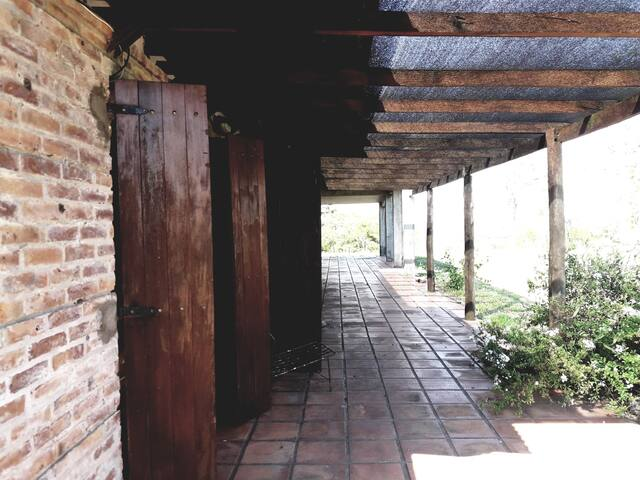 Casa de campo - Termas del Daymán