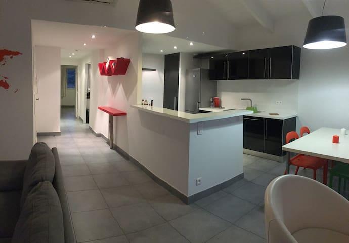 Appartement T2 pour famille - Porto-Vecchio - Apartament