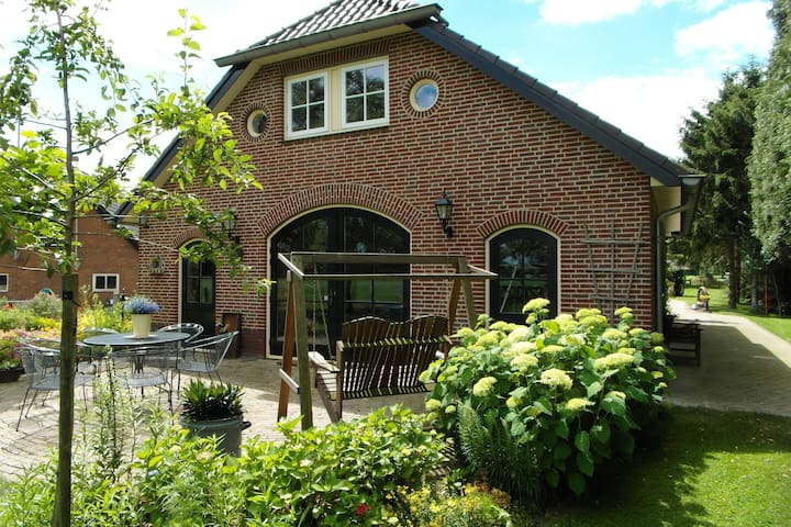 ranquil Holiday Home in Bronckhorst near Forest""