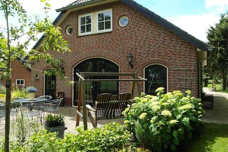 Maison de vacances tranquille à Bronckhorst près de la forêt