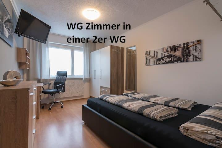1 Zimmer in Pforzheim - 5 min vom Zentrum
