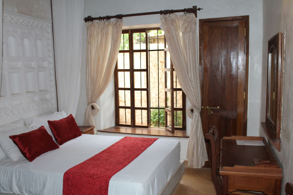 The standard room (Ndau)