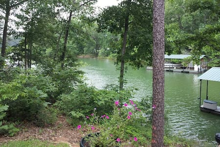 Lake Hartwell House - Cozy and Close to Clemson!