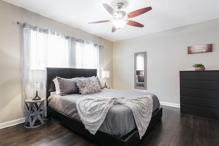Modern&Cozy OneBedroom in VirginiaHighland/Midtown