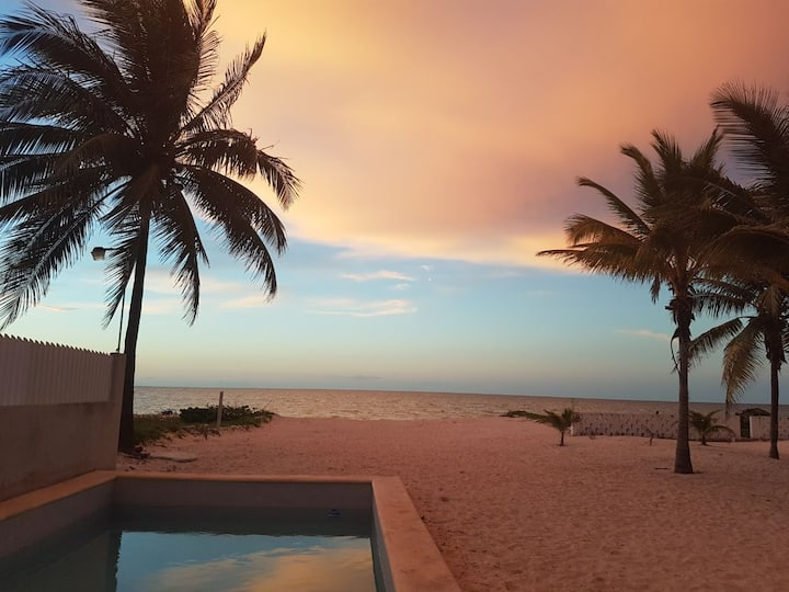 San Crisanto c/AA, piscina y hermosa vista al mar
