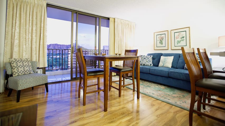 Nella - Diamond Head and Ocean View Apartment