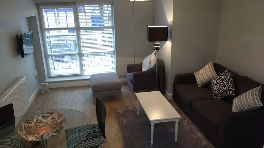 Ideal location, city centre comfortable apartment - Dublin - Flat