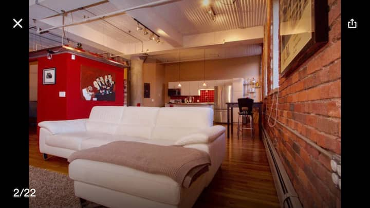Loft Downtown Denver