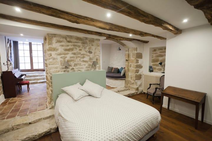 La belle étape - logement du XVè siècle - Lautrec