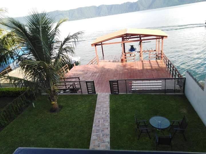 Lago de Coatepeque, Quinta J-Sam