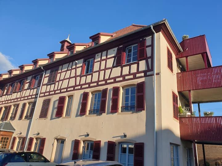 Appartement neuf proche centre Colmar
