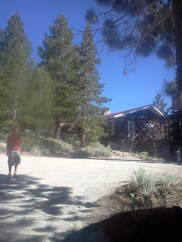 Mountain Rustic Ski Home Tahoe-Reno 2 miles MtRose - Reno - Huis