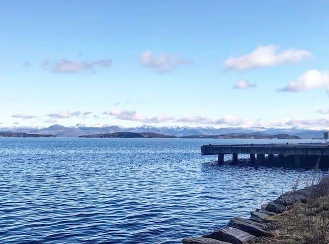 Ocean View Very Close to Stavanger Sentrum!