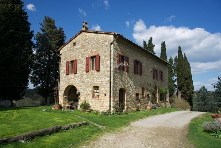 AGRITURISMO IL CAIO - Camera Cetona - Cetona - Bed & Breakfast
