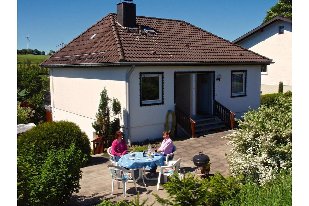 Holiday Cottage With 2 Bedrooms On 70 M 178 In Hallschlag