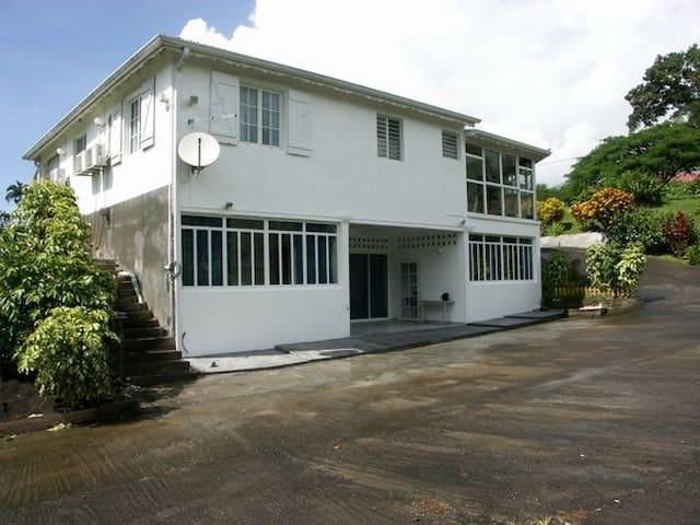LES GITES DE SAMANAS - Basse-Terre - Apartamento