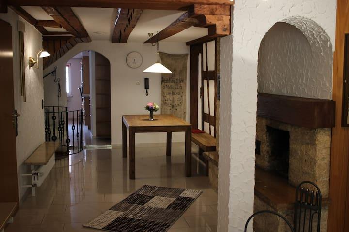 Wohnung im historischen Stadtkern