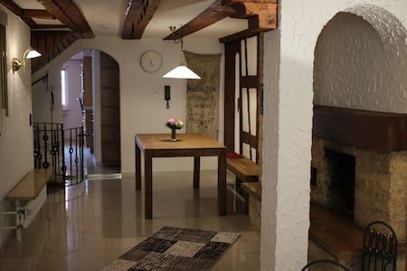 Wohnung im historischen Stadtkern - Rottweil - Apartament