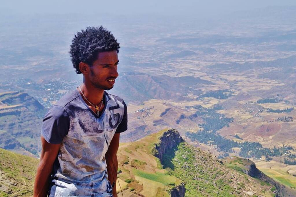 in the best mouation of Lalibela