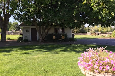 Cozy Little French Country Cottage - Prosser - Maison