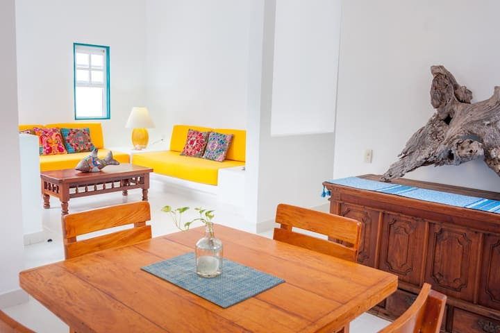Comfy House in Careyes, Conveniently located