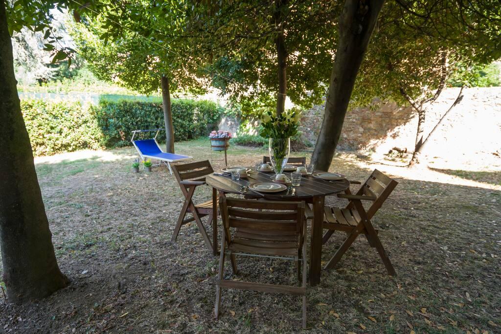 Casa con giardino in centro storico per 5 persone - Casa con giardino milano ...