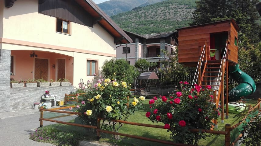 Lo Sherpa Holiday Home. - Villair-Amerique - Byt