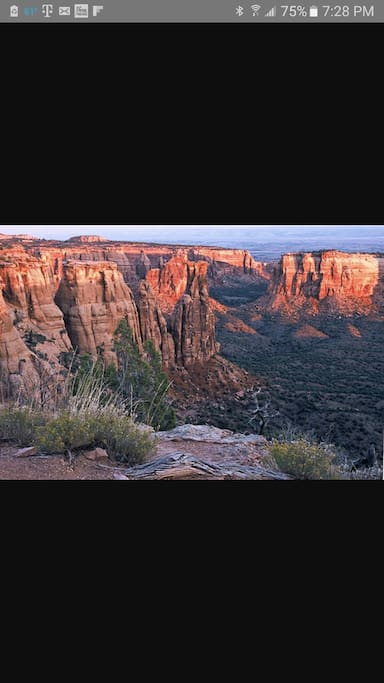 Come experience The Majestic views and walk the trails of The Magnificent Monument of Grand Junction