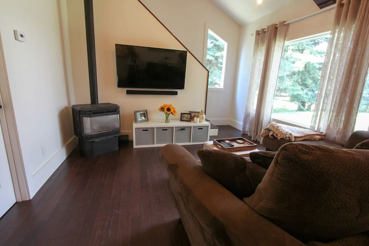 Updated Condo Steps from Downtown - Ketchum - Osakehuoneisto