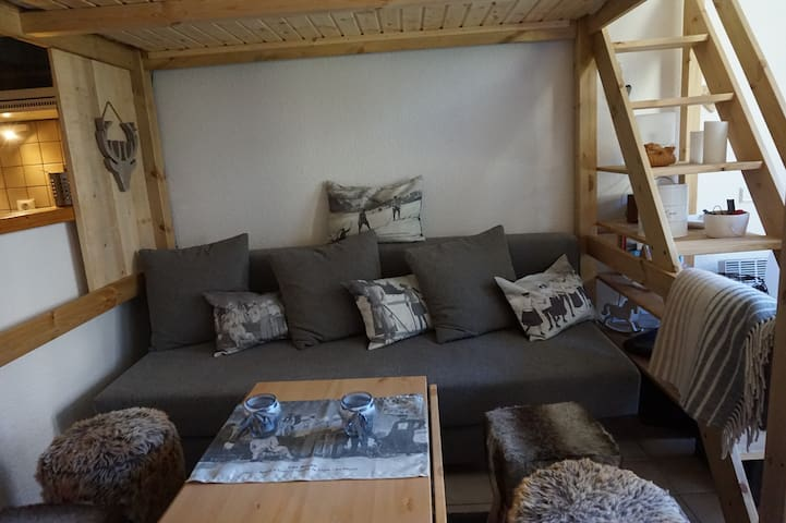 Appartement Pied de piste - Lanslevillard - Apartment