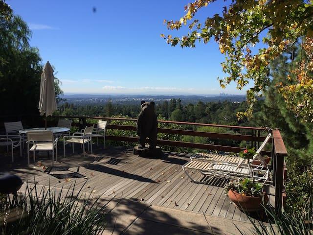 Pasadena Foothills - Garden Rm.  JPL Convenient! - Altadena - Huis