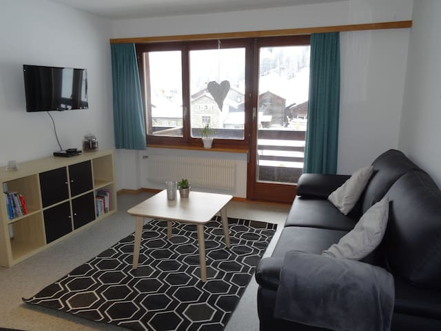Saas-Grund - Apartments Carmena