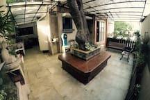 Backyard Chillpad