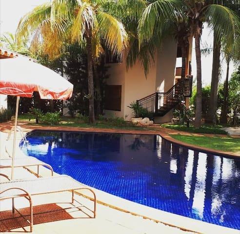 Condomínio Enseada Azul 1 casa com lazer completo
