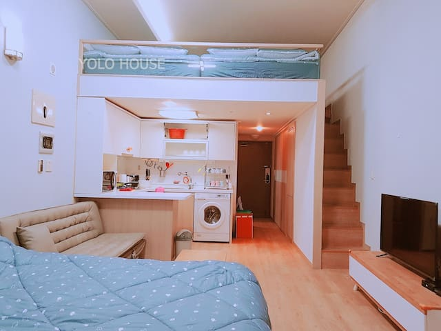 (Busan Seomyeon) Dandy House 66m2♥