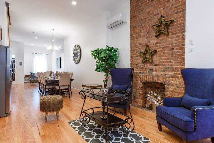 Townhouse 4Bedrooms/5Baths in NYC - US - Huis