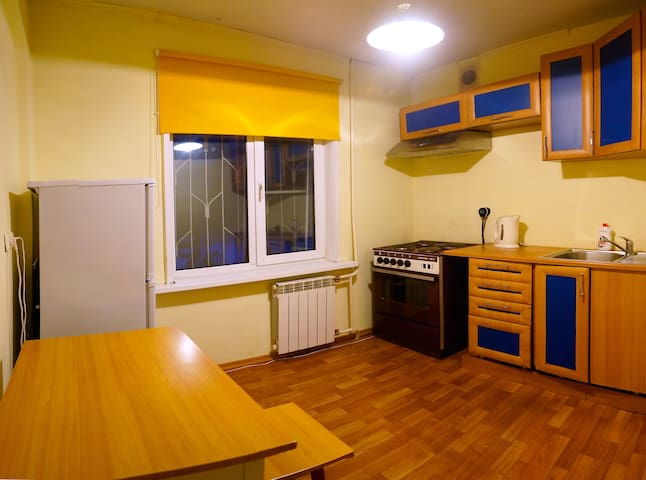 Квартира на ул. Борсоева, 29