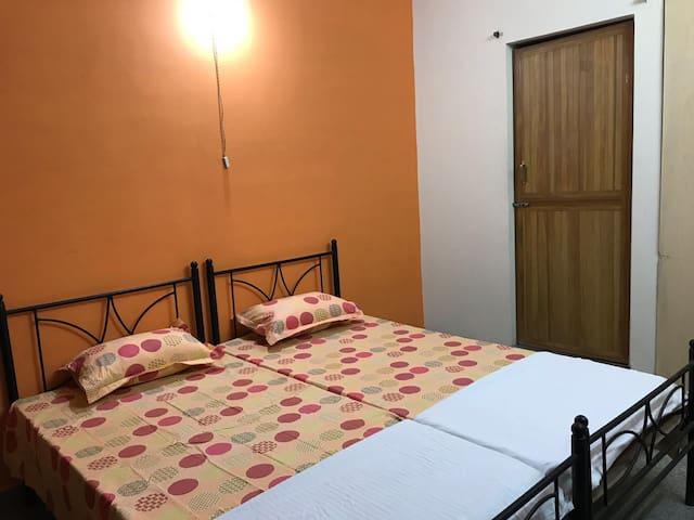 Brazil room at CasaLatin