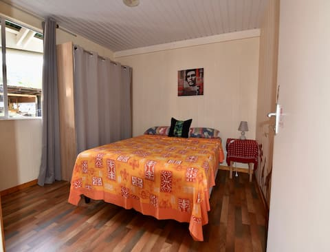 Tahiti bed room #1