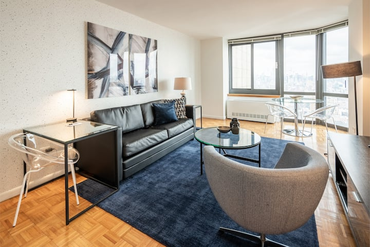 Beautiful Tribeca 1 Bedroom near Parks and Subways