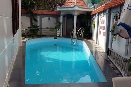 Beach and pool Villa - tp. Vũng Tàu