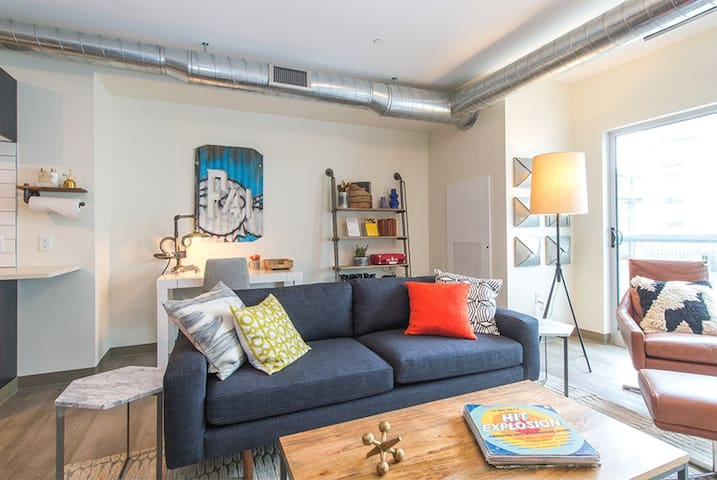 Fully equipped apartment home | 1BR in Pittsburgh