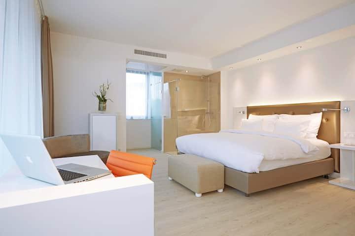 Standard Zimmer im Rilano Hotel Cleve City 2