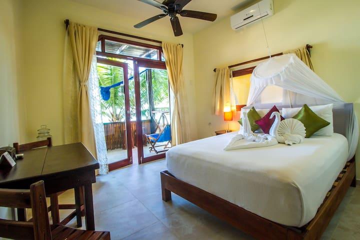 Oceanfront Suite at Playa Canek Hotel