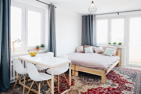 Wohnung mit Blick in der Altstadt - 3BR